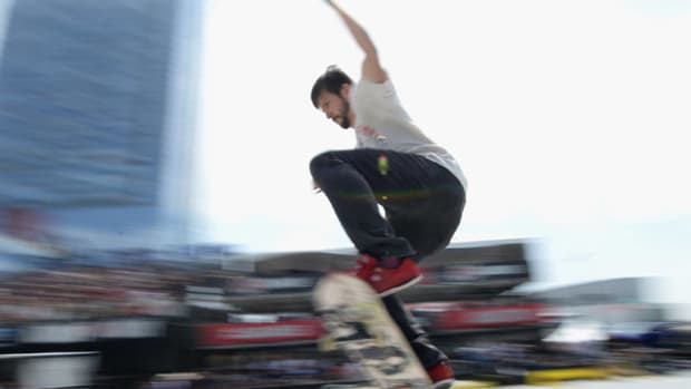 Skateboarder Chris Cole Keeps It Fun While Winning Championships