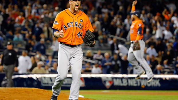 Astros Rocket Past Yankees in AL Wild Card Game!
