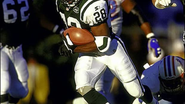 A Look Back at Curtis Martin