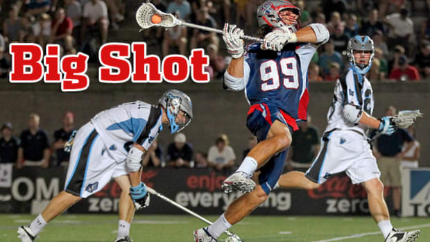 Lacrosse Superstar Paul Rabil Aims to Expand the Sport's Reach