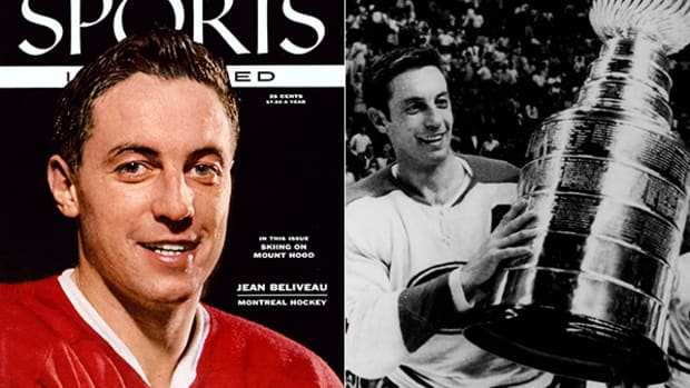 Hockey Legend Jean Beliveau Passes Away