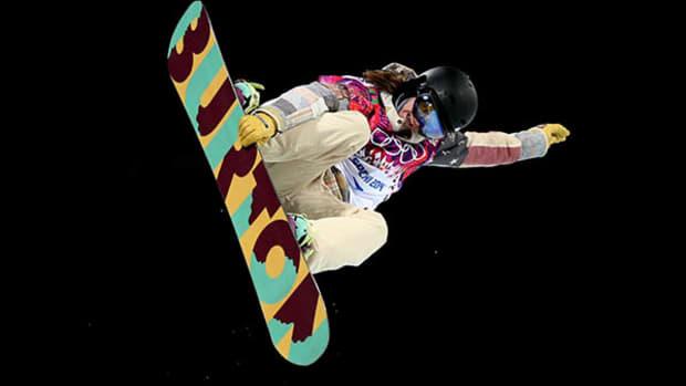 Snowboarding Legend Kelly Clark Talks Boards, Tips for Kids