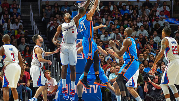 Clippers Star DeAndre Jordan is Hitting His Stride