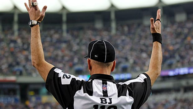 The Refs Are Back! NFL and Union Strike a Deal
