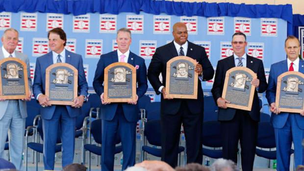 Maddux, Thomas, Glavine Lead 2014 Baseball Hall of Fame Class