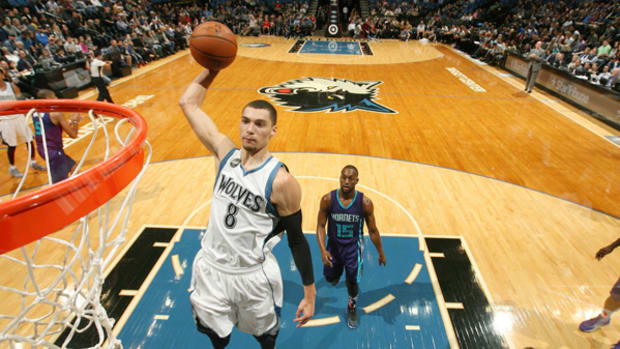 What It Takes to be a Monster Dunker with Zach LaVine