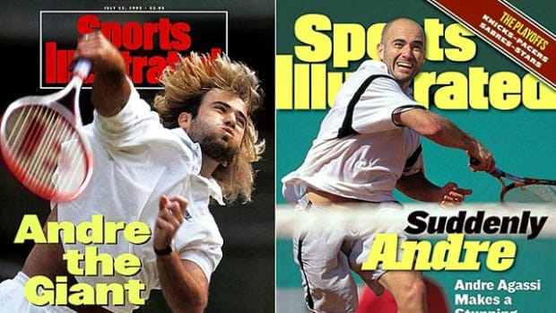 All-Alliteration Team - 1 - Andre Agassi
