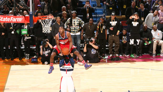 NBA All-Star Weekend 2014: Saturday Highlights