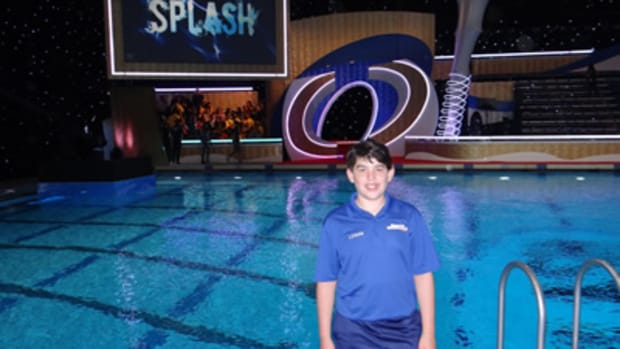 "Inside the ""Splash!"" Zone"