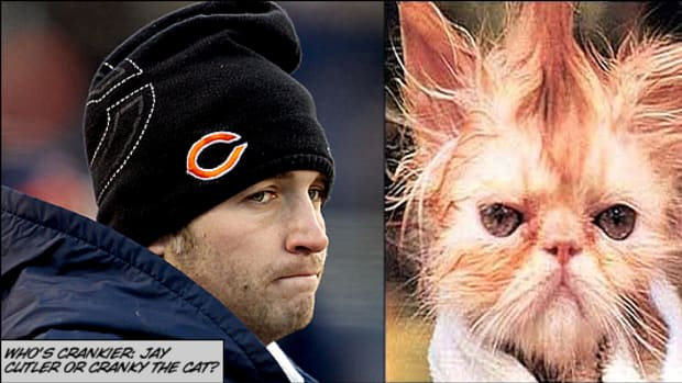 If You're A Bears Fan, Be Nice To Jay Cutler