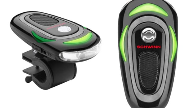 Scwinn CycleNav: Your Bike's First GPS