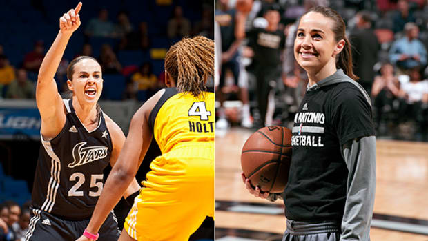 Becky Hammon: From Clutch to Coach