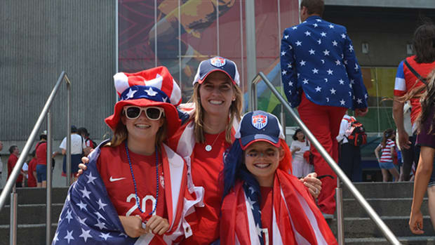 My Experience at the Women's World Cup!