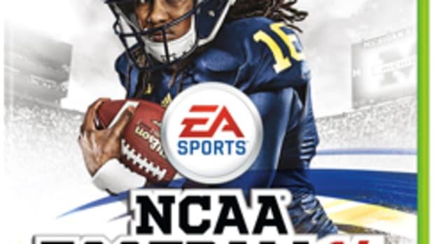 Denard Robinson Q&A: Shoelace Talks NCAA Football 14
