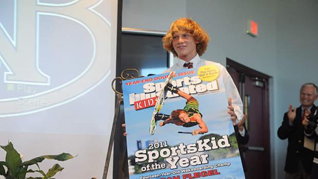 2011 SportsKid of the Year - 1 - Noah Flegel