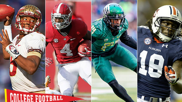 College Football Preview 2014: The Top Ten