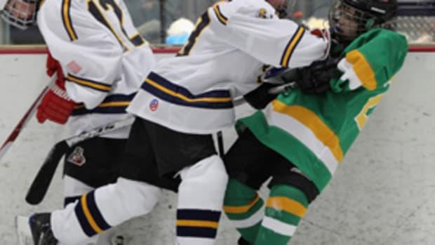 Hockey Canada bans checking in peewee division
