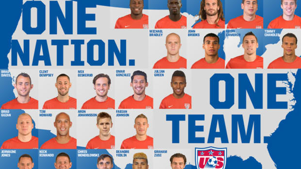 Here It Is: Your Final US Men's National Team Roster