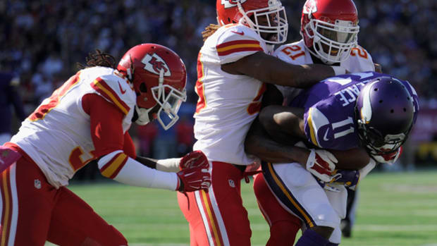 Fantasy Football 2015: Week 7 Droppables