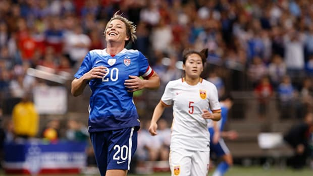 Abby Wambach Calls it a Career after Loss to China