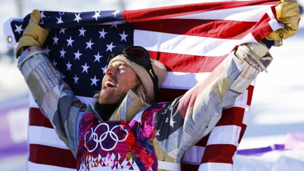 Snowboarder Sage Kotsenburg Struck Gold, Made History in Sochi