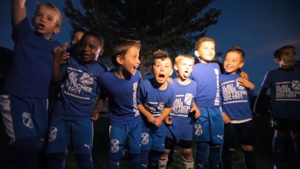 Sneak Peek: Soccer Academy