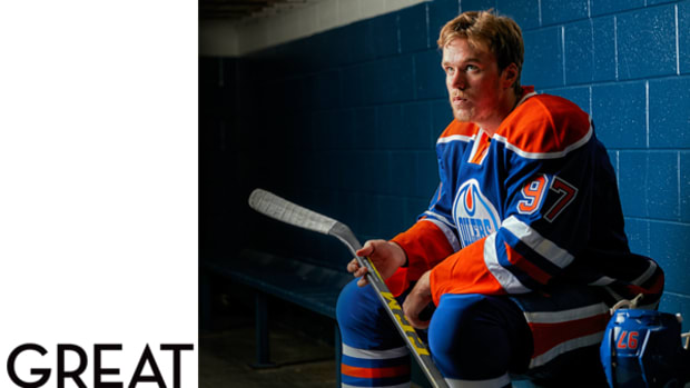 Rookie Connor McDavid Has Oilers Fans Thinking Dynasty Again