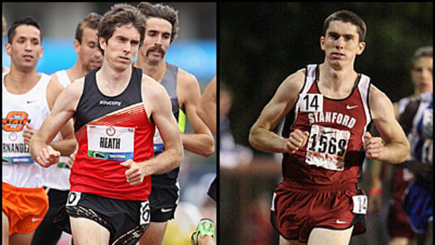 VIP Runners: Garrett and Elliott Heath
