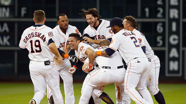 The Houston Astros are on the Rise!