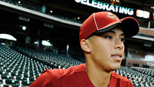 Getting to Know MLB's Number 1 Pick