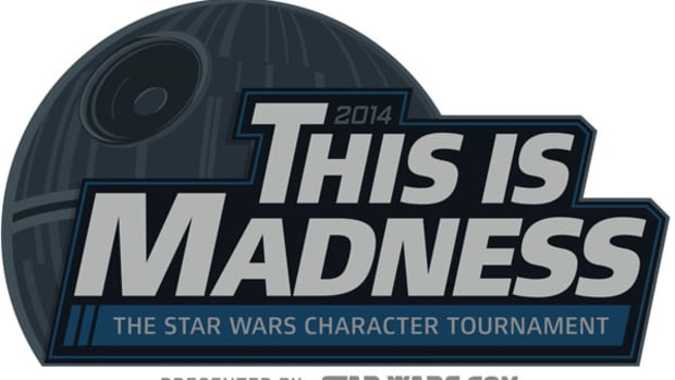 March Madness Goes to a Galaxy Far, Far Away!