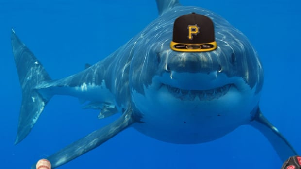 An All-Star All-Shark MLB Squad for Shark Week