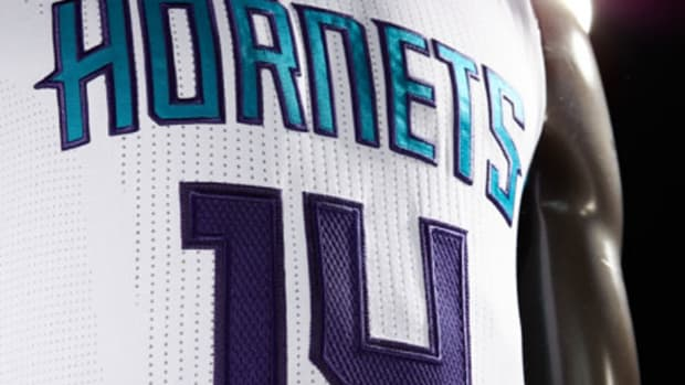 Charlotte Hornets Unveil New Jerseys