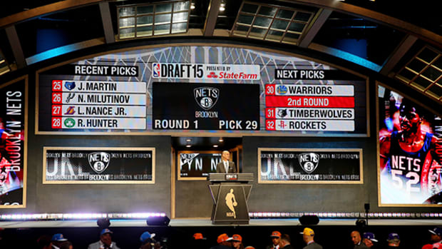 2015 NBA Draft: Winners of the Draft