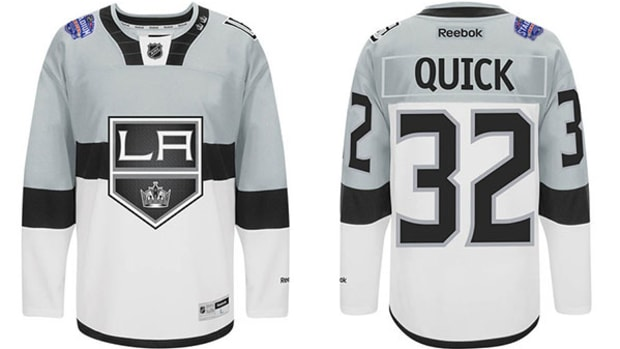 LA Kings Reveal 2015 Stadium Series Unis