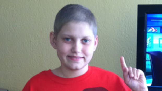 Michigan Invites Young Ohio State Cancer Survivor Grant Reed to See Wolverines Take on Buckeyes