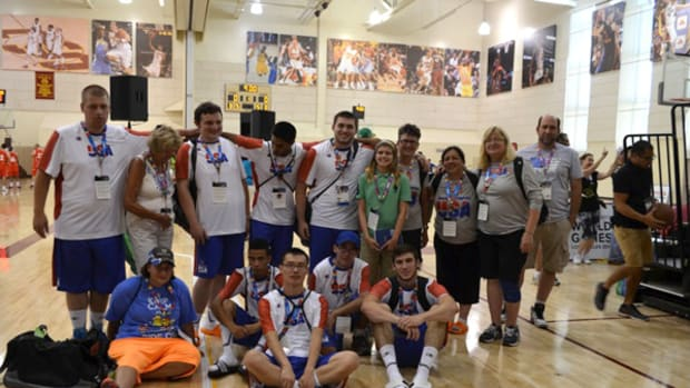 Finding Unity Through Sports at the 2015 Special Olympics World Games
