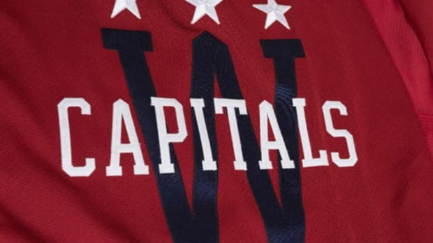 Washington Capitals Show Off Winter Classic Jerseys