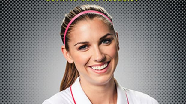 "Sports Reads: ""Breakaway"" by Alex Morgan"
