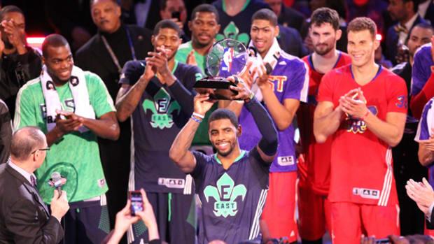 NBA All-Star Game 2014 Notebook