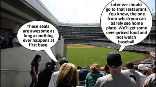 Yankee Stadium: Lameness has a New Home