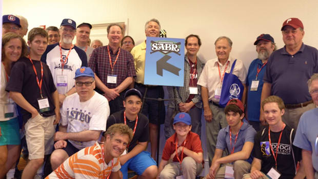 Inside SABR43 — Part 2: Talking Baseball Cards
