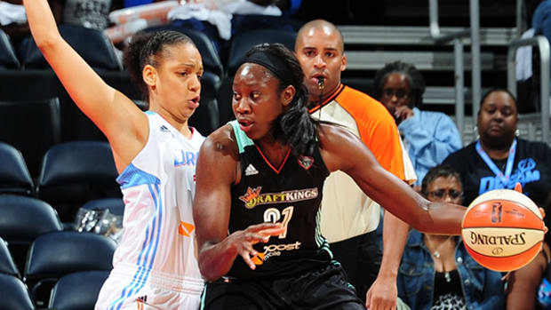 One-on-One with WNBA Star Tina Charles