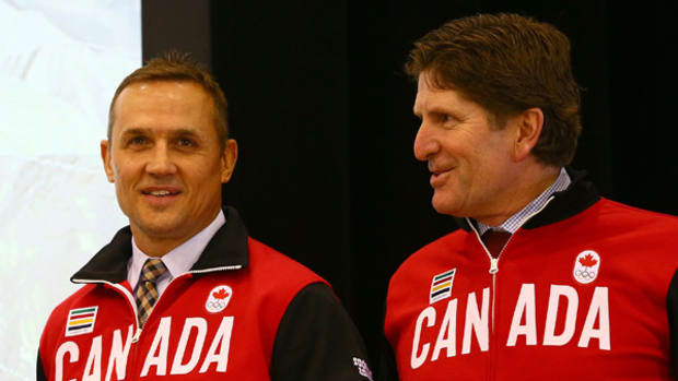 Hockey Canada Reveals 2014 Olympic Men's Team Roster