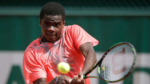 Q&A: Rising Tennis Star Frances Tiafoe