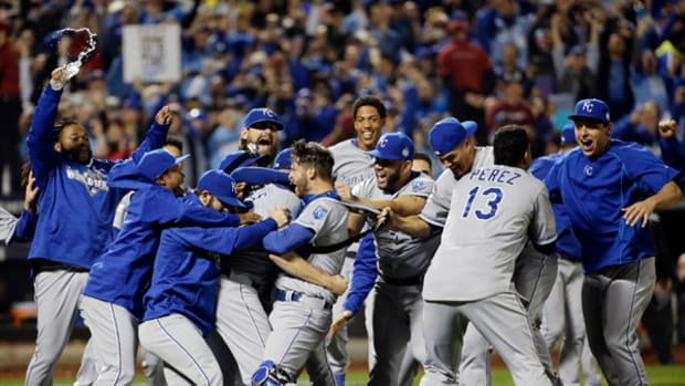Kansas City Royals Win First World Series Since 1985!