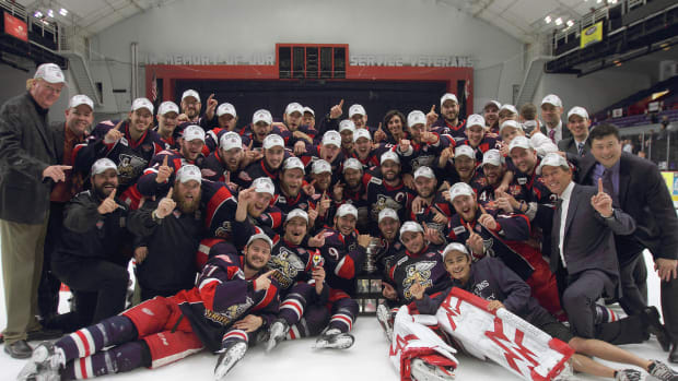 Grand Rapids Griffins Win Calder Cup