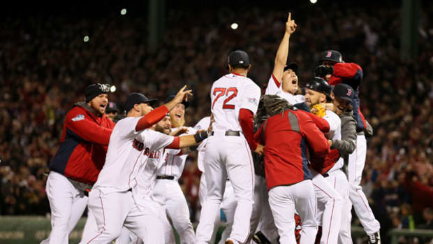 Red Sox Top Cardinals in Six Games to Win the World Series