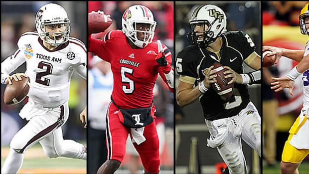 Draft 2014: Ranking the Quarterbacks