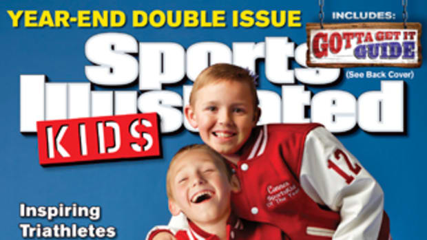 2012 SportsKids Of The Year: Conner and Cayden Long